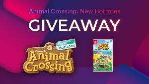 One LUCKY winner will receive:    1 x Copy of Animal Crossing: New Horizons!!
