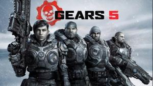 ONE LUCKY WINNER WILL RECEIVE.. 1x Gears 5 Game code.