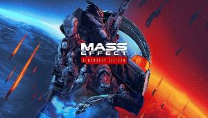 ONE LUCKY WINNER WILL RECEIVE..1x Mass Effect Legendary Edition (Digital)!