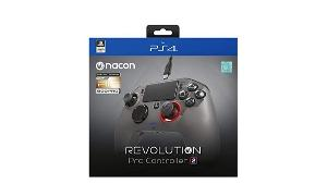 ONE LUCKY WINNER WILL RECEIVE.. 1x PS4 Nacon Controller - Revolution Pro 2!