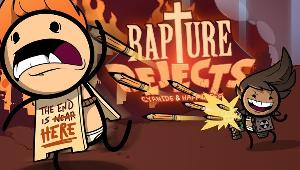 ONE LUCKY WINNER WILL RECEIVE: 1x Rapture Rejects (STEAM) + Safari Outfit DLC