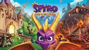 ONE LUCKY WINNER WILL RECEIVE..1x Spyro Reignited Trilogy For PC