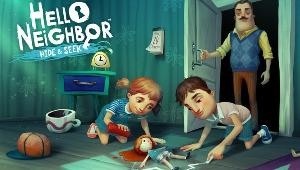 ONE LUCKY WINNER WILL RECEIVE..1x Steam key for the brand new Hello Neighbor: Hide and Seek