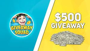 One lucky winner will receive $500 just in time for the holidays!
