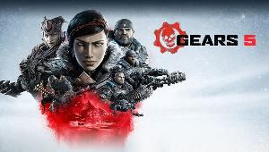 ONE LUCKY WINNER WILL RECEIVE..One code for Gears 5 usable for Xbox one /PC