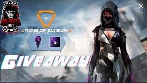 ONE LUCKY WINNER WILL RECEIVE..  Unlocked Prime Exclusive Sakura character, portrait, and accessory for Ring of Elysium!