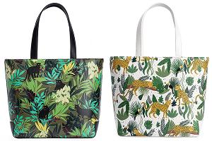 One member of The Tiniest Tiger community will receive their choice of Jungle Panther or Wild Cheetah Tote!