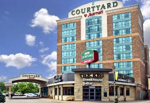 One Night Family Fun Package at the Courtyard Marriott Niagara Fall