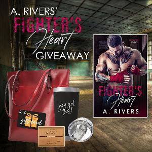 One reader will win a bracelet, travel mug, an Amazon gift card, and a gorgeous bag to carry it all!