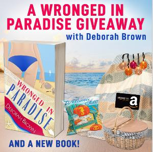 One reader will win a decorative pillow and throw, lights, an Amazon gift card, and a picnic basket to carry it all!