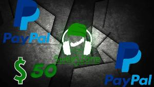 One Winner picked to win $50 Paypal from Silentkill!