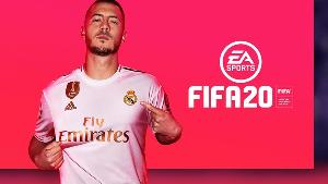 One winner will get FIFA 20 for Any console.