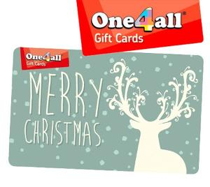 One4all Gift Cards Giveaway!