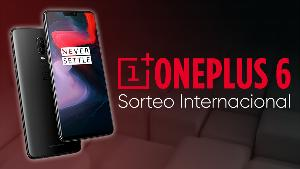 OnePlus 6 international giveaway