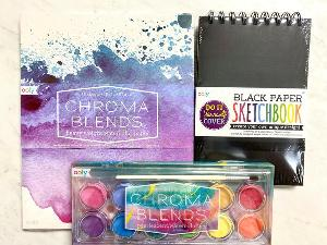 Ooly Chroma Blends Watercolor Set Giveaway