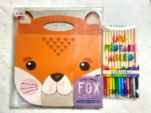 Ooly Sketchbook and Colored Pencils Pack Giveaway