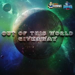Out of this World Giveaway