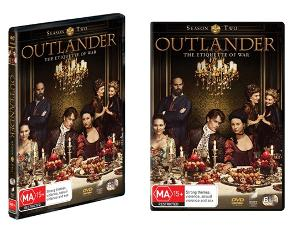 Outlander DVDs Giveaway  (Australia Residents Only)