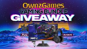 OwnzGames Gaming Bundle Giveaway