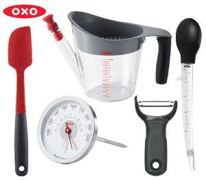 OXO Christmas tools Giveaway!