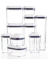 OXO Pop Storage Container Set (ARV $99.99)