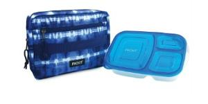 PackIt Freezable Bento Sleeve and Container