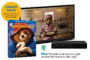 Paddington 2 Contest