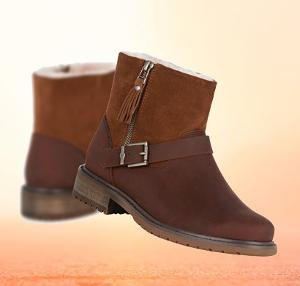 Pair of EMU Australia Roadside Boots Giveaway!