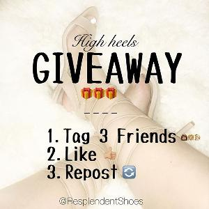 Pair of Resplendent Shoes Giveaway!