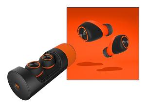 Pair of VerveLife VerveOnes+ True Wireless Bluetooth Earbuds by Motorola Giveaway!