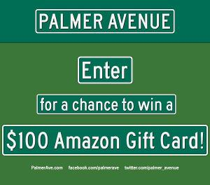 PalmerAve.com $100 Amazon Giveaway