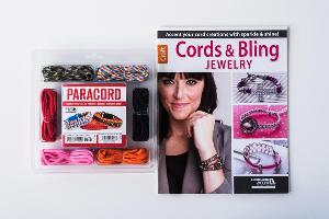 Paracord Bracelet Set + Cords and Bling Jewelry Book Giveaway
