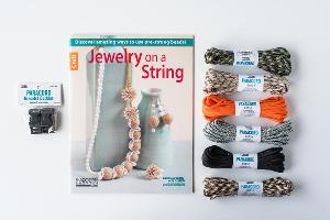 Paracord Bracelet Set + Jewelry on a String Book Giveaway