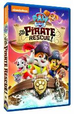 Paw Patrol: The Great Pirate Rescue DVD