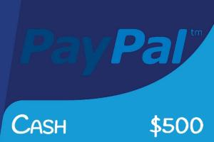 Contest: Win $500 Paypal from LadyLuck!