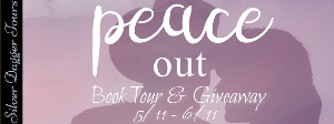 Peace Out by Sandra Hurst Book Tour & Gift Card Giveaway