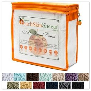 PeachSkinSheets ANY Size/Color!