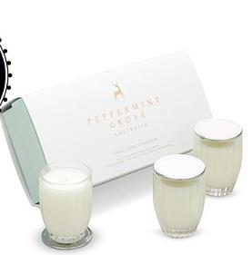 Peppermint Grove Candle Sets Giveaway!