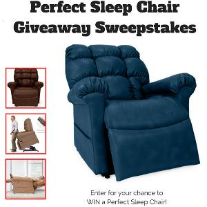 Perfect Sleep Chair recliner