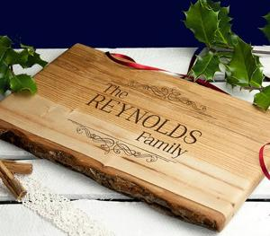 Personalized Chopping Board Giveaway