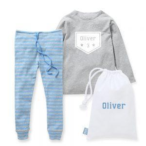 Personalized Pajama's for Boy or Girl!