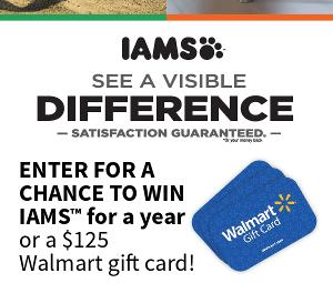 pet food walmart gift card