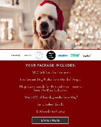 Pets prizes worth over $800