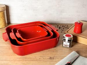 Peugeot 3-Piece Ceramic Baking Dish