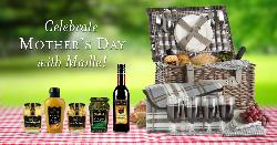 picnic basket and mustard products