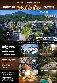 pics of whistler BC  mountains lodge etc