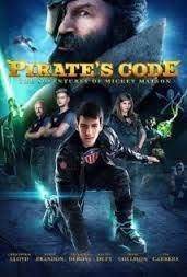 Pirate's Code DVD cover