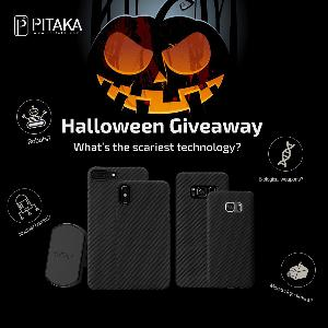 PITAKA MagCase and Trick-or-trick Bag