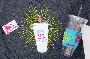 Planet Smoothie Birthday Sweepstakes