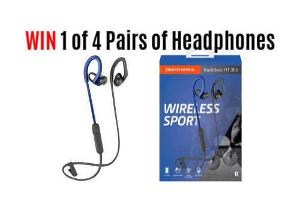 Plantronics BackBeat FIT 350 headphones